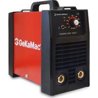 Gekamac Arc180Lt İnverter Kaynak Makinesi (Elektrot )