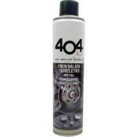 404 Fren Balata ve Metal Temizleyici 500 ml 300 gr