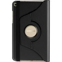 Fujimax Samsung Galaxy Tab S6 Lite 2020 P610 P615 P617 360 Derece Döner Tablet Kılıf Siyah