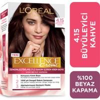 L'oréal Paris Excellence Creme Saç Boyası 4.15 Büyüleyici Kahve