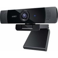Aukey Fhd Webcam 1080P Stereo Mikrofonlu Live Streaming Kamera (Yurt Dışından)