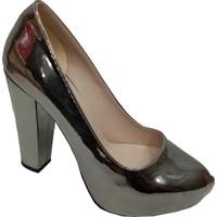 Aydemir 2041 Rugan 30MM Platform Topuk Kadın Ayakkabı