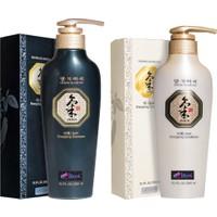 Ki Gold Ginseng Şampuan 300 ml - Ki Gold Saç Kremi 300 ml