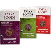 Talya Foods Klasik Üçlü Vegan Makarna Seti - 600 gr