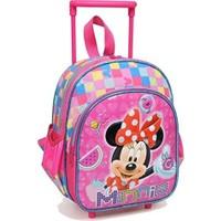 Yaygan Minnie Mouse Çekçek Okul Çantası 73167