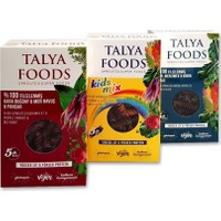 Talya Foods Sebzeli Üçlü Makarna Seti 600 gr