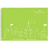 Faber-Castell PP Kapak Resim Defteri 25x35cm 30 Yaprak