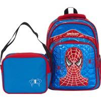 Fudela Örümcek Adamlı Takım Okul Çantası