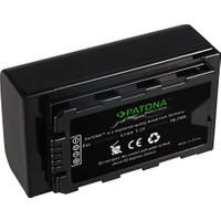 Patona Panasonic VW-VBD29 AJ-PX298MC HDC-MDH2GK AJ-HPX270 İçin VW-VBD29 Premium Batarya