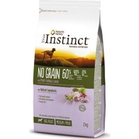 Instinct T Instınct Dog No Gra.med/max Adult Turkey 2kg