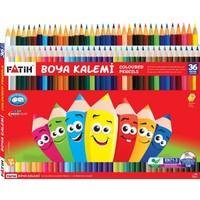 Fatih Kuruboya 36 Renk Tam Boy 33245