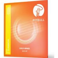 Pitbull Strings Gold Series Gcg Nt Takım Tel Klasik Gitar Teli