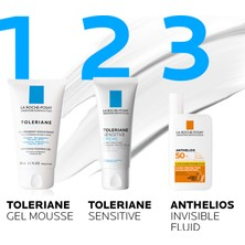 La Roche-Posay Toleriane Sensitive Prebiyotik Nemlendirici Hassas Ciltler 40Ml