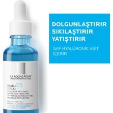 La Roche Posay Hyalu B5 Serum Hyalüronik Asit ve Vitamin B5 ile Nemlendirme ve Dolgunlastırma 30 ml