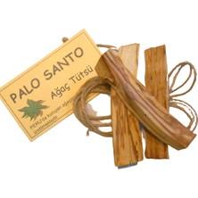 Palo Santo Ağaç Tütsü