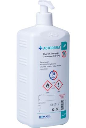 Actoderm El ve Cilt Dezenfektanı 1000 ml