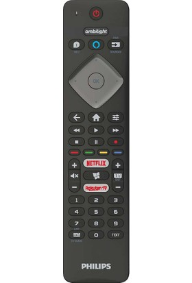 Philips 65PUS7805 65'' 164 Ekran Uydu Alıcılı 4K Ultra HD LED Smart TV