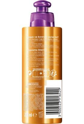 Elseve Amla Yağı Bukle Belirginleştirici Saç Bakım Kremi 200 ml