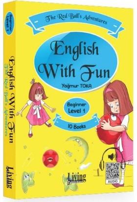 English With Fun Level 1 10 Kitap - Yağmur Toka