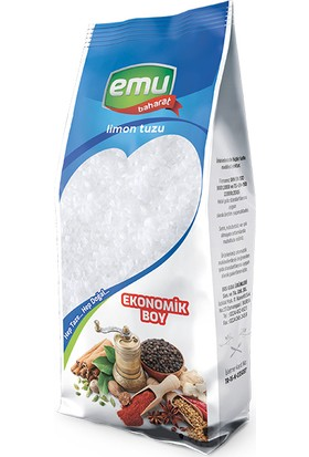 Emu Baharat Limon Tuzu 1 kg