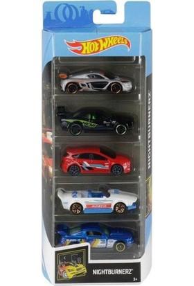 Hot Wheels 5'li Araba Seti 01806 - GHP58