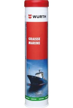 Würth Marin Gresi Denizcilik Gres Yağı 400 gr (Graisse Marine)