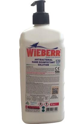 Wieberr El Dezenfektan Solüsyonu 1 lt