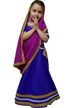 Kostümce Hintli Çocuk Kostümü