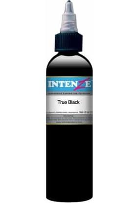 Intenze Dövme Boyası True Black Siyah Boya