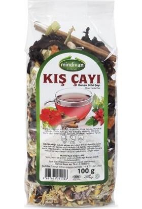 Mindivan Kış Çayı (Poşet Ambalaj) 100 G (2'li)