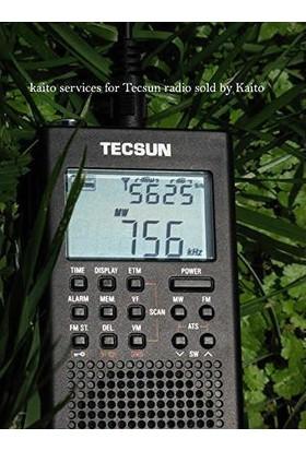 Tecsun PL-360 Dijital Pll Taşınabilir Am / Fm Kısa Dalga Radyo