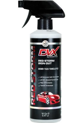 Divortex Red Storm Balata,Demir Tozu ve Jant Temizleyici 500 ml.