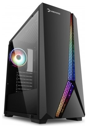 Asper Gamepower Intel Core i5 10400F 8GB 240GB SSD RX550 Freedos Masaüstü Bilgisayar
