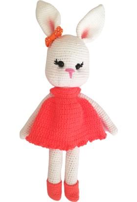 Nuh Home Oyuncak El Yapımı Tavşan Bebek