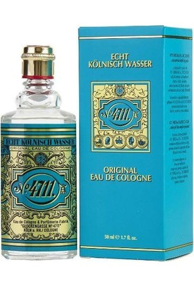 4711 Original Eau De Cologne Edc 50 ml Kadın-Erkek Parfümü