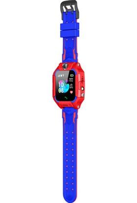 Smartbell Q500/2020 Sim Kartlı Akıllı Çocuk Saati - Kırmızı