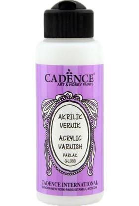 Cadence Akrilik Vernik 120 ml Parlak