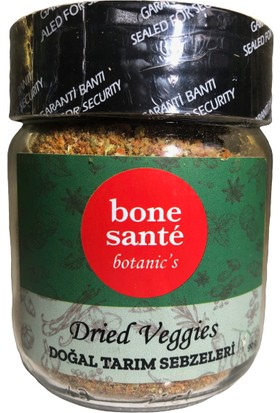 Bone Sante Kurutulmus Sebzeler 90 gr