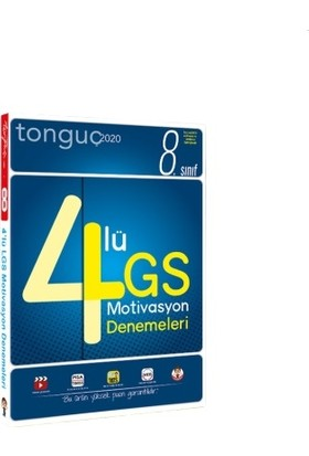 Tonguç Akademi 8. Sınıf Lgs 4 Deneme