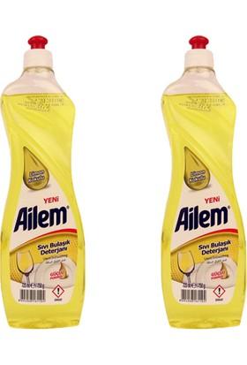 Güleç Ailem Sıvı Bulaşık Deterjanı 750 ml Limon 2'li