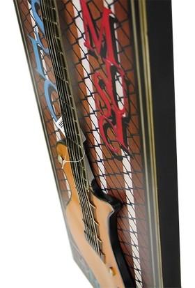 MNK Pano Turuncu Gitar