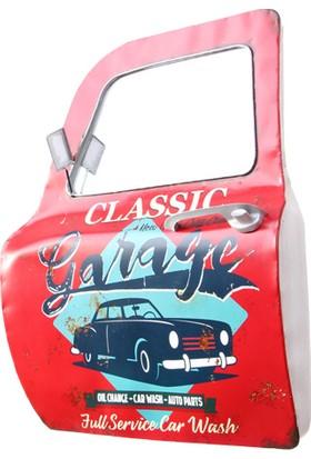 MNK Dekoratif Dişli Chevrolet Temalı Duvar Panosu