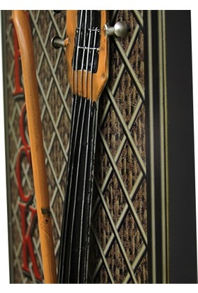 MNK Pano Sarı Gitar