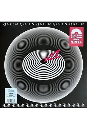Queen - Jazz / Limited Edition Pink Vinly (Pembe Plak)