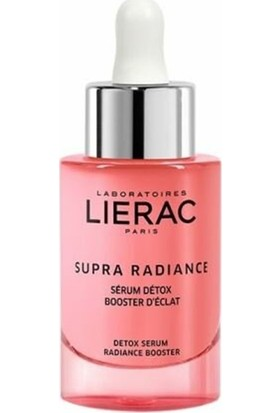 Lierac Supra Radiance Detox Serum 30 ml
