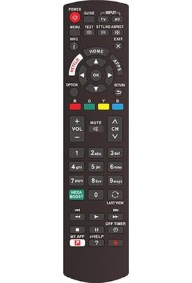 Parmis Panasonic RM-L1378 Tuşlu LCD LED Tv Kumanda