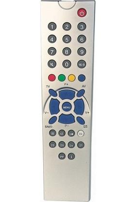 Parmis Telefunken Pt-90 Tv Kumandası