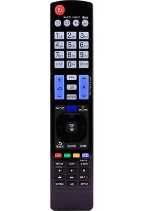 Parmis Lg 55LA660S Uyumlu LED Tv Kumanda HT-ELK-KK9896