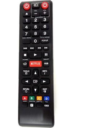 Parmis Samsung Netflıx Smart LED Tv Kumandası 307P