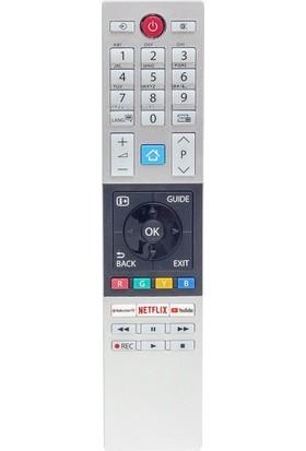 Parmis Toshiba CT-8528 --Rakuten Tv Tuşlu Lcd-Led Tv Kumanda